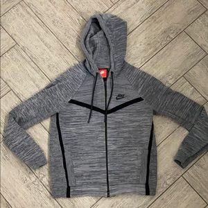 Nike sportswear knit fullzip hoodie